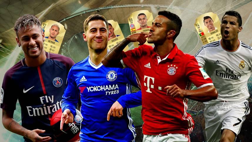 FIFA 18 erscheint am 29. September auf allen Plattformen. Messi, Neymar und Co. - SPORT1 zeigt die Top 10 der besten Dribbler bei FIFA 18