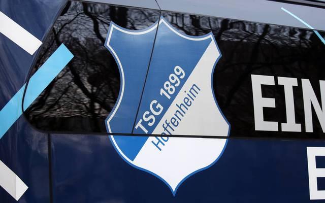 Die TSG Hoffenheim beteiligt sich am Social-Media-Boykott