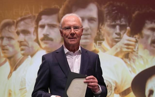 Beckenbauer stärkt Löw den Rücken