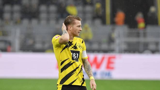 Marco Reus hat beim BVB immer wieder mit Verletzungen zu kämpfen