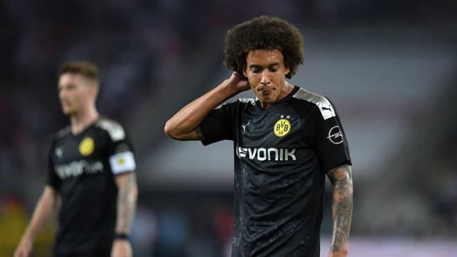 Axel Witsel fehlt Borussia Dortmund verletzt