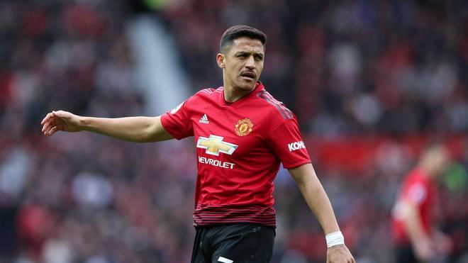 Alexis Sánchez wurde bei Manchester United nie zur erhofften Verstärkung