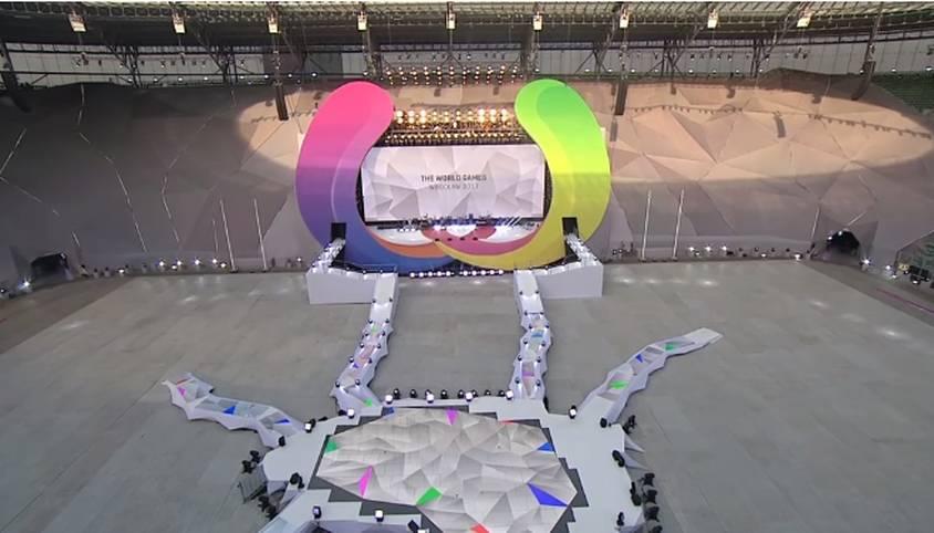 Es ist endlich soweit: Mit einer prächtigen Eröffnungszeremonie beginnen in Breslau die zehnten World Games - SPORT1 überträgt die World Games bis zum 30. Juli LIVE im TV und im STREAM
