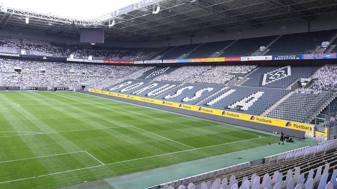"""Borussia Mönchengladbach darf wieder """"echte"""" Zuschauer in den Borussia-Park lassen"""