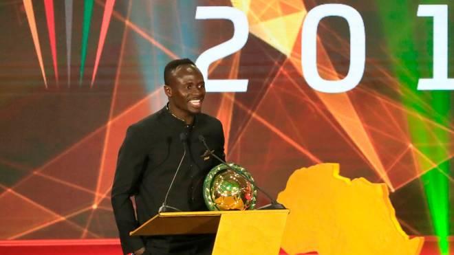 Sadio Mane wurde zu Afrikas Fußballer des Jahres gewählt