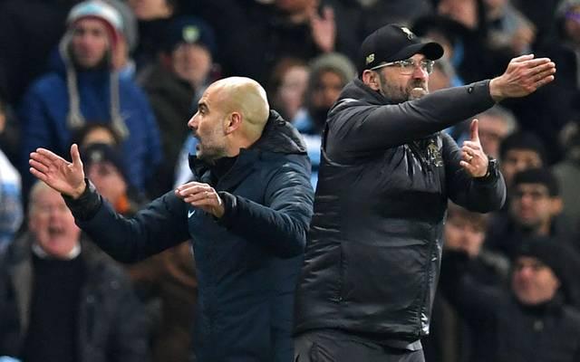 Die Entscheidung in der Meisterfrage der Premier League wird wohl schon bald fallen