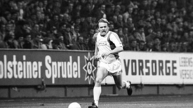 Hermann Gerland als Spieler des VfL Bochum
