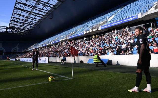 Beim PSG-Testspiel waren 5000 Zuschauer zugelassen