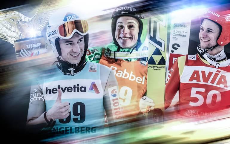 Die 65. Ausgabe der Vierschanzentournee steht an, die Begeisterung ist riesig. Das Auftaktspringen in Oberstdorf ist bereits ausverkauft. Dennoch gehören die deutschen Skispringer nicht zu den absoluten Topfavoriten. SPORT1 zeigt das aktuelle Power-Ranking zur Tournee. Nicht in die Top 10 schaffen es zwei große Namen