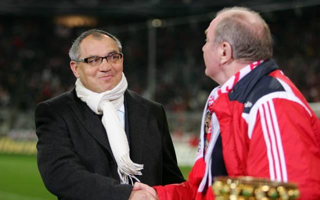 Felix Magath war zwischen Juli 2004 und Januar 2007 Bayern-Trainer