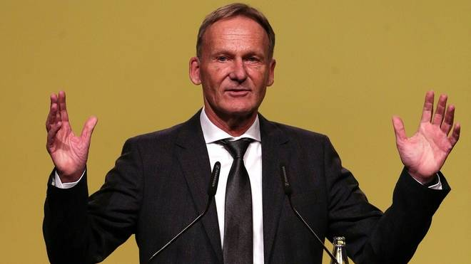 Hans-Joachim Watzke hofft auf Schalker Klassenerhalt
