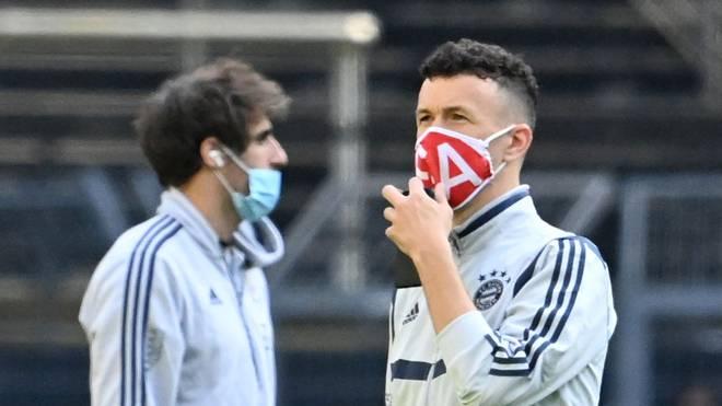 Ivan Perisic ist aktuell von Inter Mailand an den FC Bayern verliehen