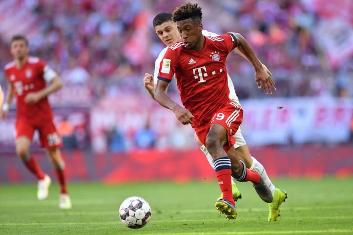 Vorsicht, Blitzer-Alarm! Wenn die schnellsten Bundesliga-Stars zum Sprint ansetzen, sehen ihre Gegenspieler meist alt aus - und in der 30er-Zone wäre Vorsicht angesagt