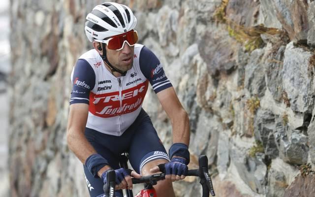 Sturz im Training: Nibali droht Giro-Aus
