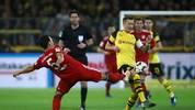 Marco Reus vom BVB gegen FC Bayern