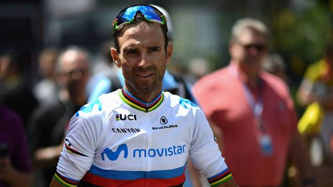 Alejandro Valverde wird 2018 Straßen-Weltmeister