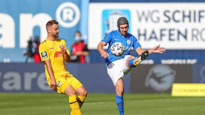 Hansa Rostock kann gegen Uerdingen nicht gewinnen