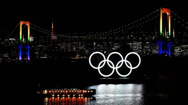 Die Olympischen Spiele in Tokio beginnen am 24. Juli