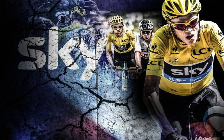 Team Sky startet seit der Saison 2019 unter dem Namen Ineos an den Start gehen. Die bisherige Geschichte prägen viele Siege, aber auch Doping-Gerüchte und Skandale. SPORT1 zeichnet den Weg vom Wunderteam zum Hassobjekt der Radsport-Welt nach
