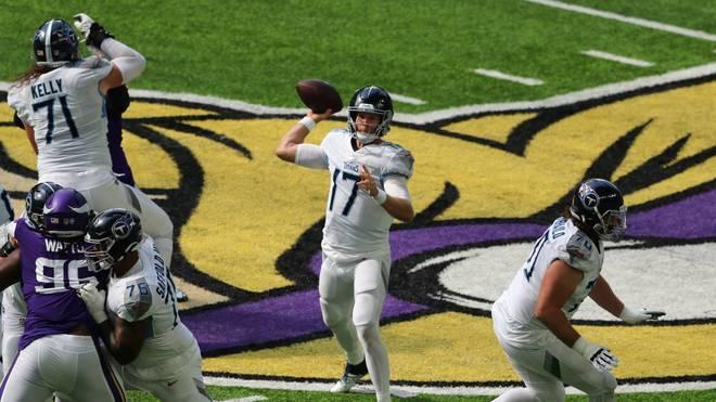 Die NFL-Partie der Tennessee Titans gegen die Steelers wurde abgesagt