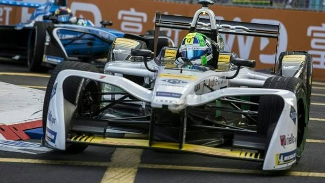 Die Formel E startet in Diriyya