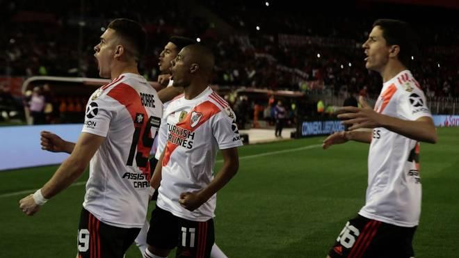 River Plate legt im Halbfinal-Hinspiel der Copa Libertadores vor