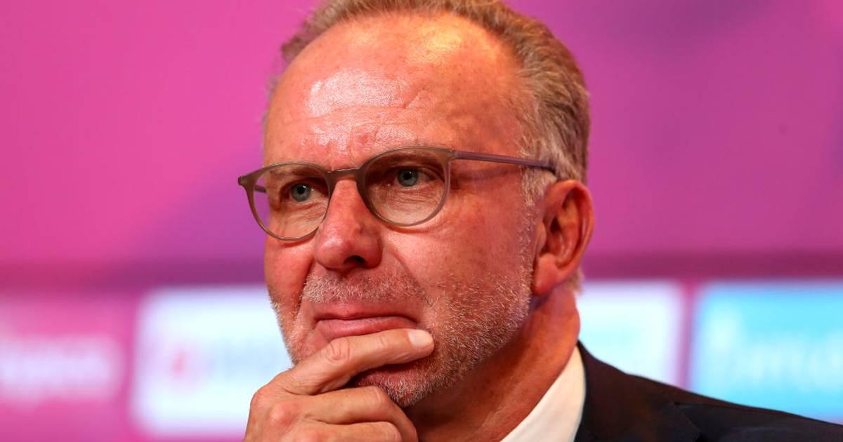 FC Bayern: Karl-Heinz Rummenigge glaubt an Änderungen auf Transfermarkt