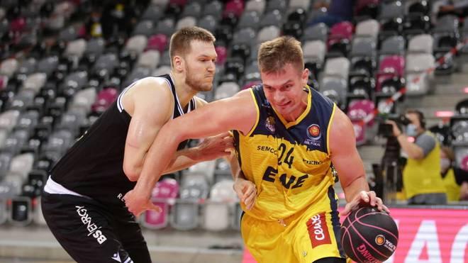 Die EWE Baskets Oldenburg scheitern früh im Pokal