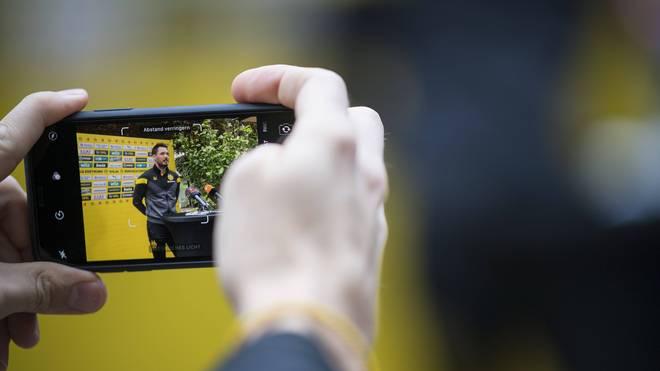 Borussia Dortmund plant eine virtuelle Asia-Tour
