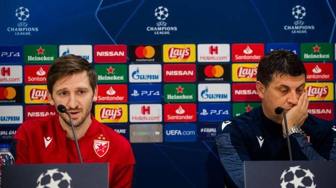 Der Trainer von Marko Marin (l.) Vladan Milojevic ist freiwillig zurückgetreten
