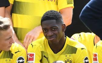 Ousmane Dembélé: Die Skandal-Akte des Barca-Stars