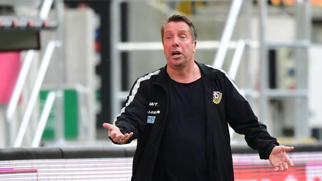 Markus Kauczinski trainiert seit Dezember 2019 Dynamo Dresden