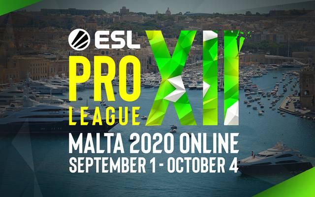 Die 12. Ausgabe der ESL Pro League findet online statt