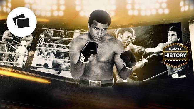 Vor 45 Jahren kam es in Kinshasa zum legendären Rumble in the Jungle