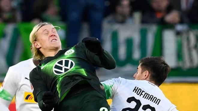 Xaver Schlager ist Wolfsburgs Energiebündel