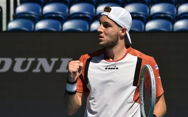 Struff steht im Viertelfinale des ATP-Turniers