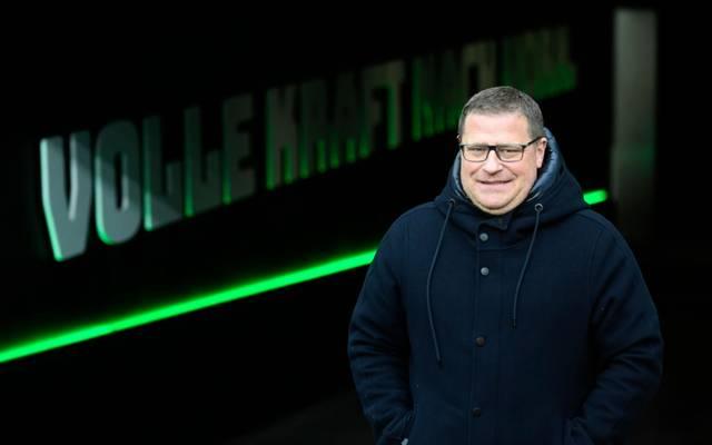 Max Eberl ist seit 12 Jahren Sportdirektor in Gladbach