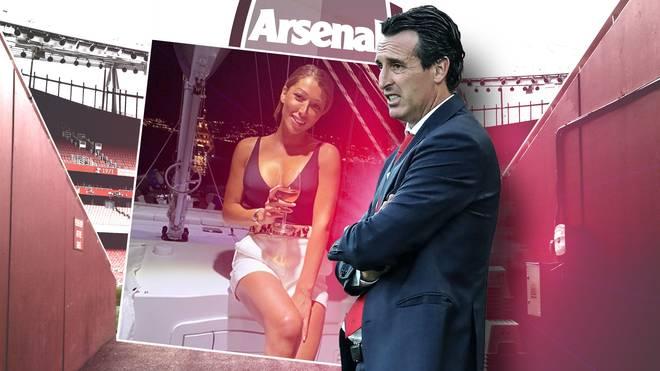 Unai Emery wurde im November 2019 beim FC Arsenal entlassen
