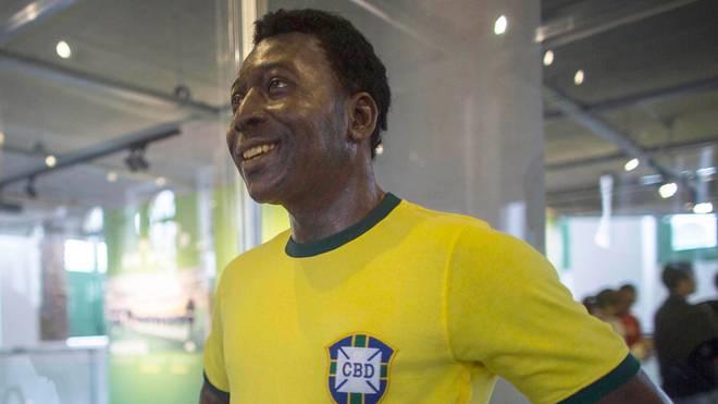 Pele wurde als Spieler dreimal Weltmeister mit Brasilien