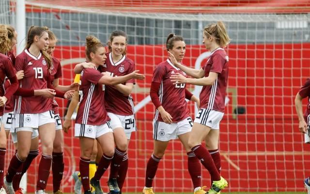 DFB-Frauen starten mit zwei Heimspielen in WM-Quali