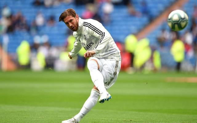 Real Madrid hat die letzten fünf Champions League-Begegnungen ohne Sergio Ramos verloren