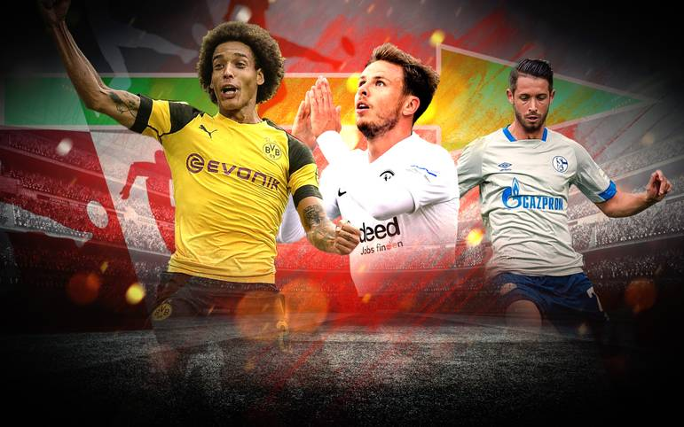 Die ersten drei Spieltage sind absolviert und die Neuzugänge der Bundesligisten haben ihre Spuren hinterlassen - mal mehr, mal weniger. SPORT1 zeigt die Zeugnisse der Top-Transfers