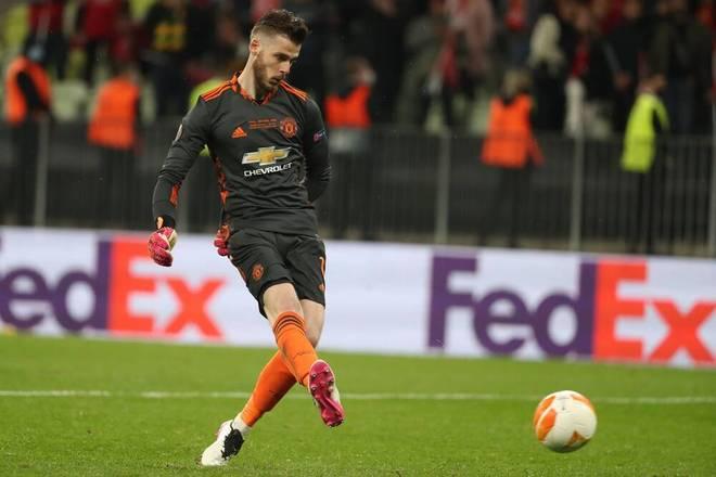 David de Gea verschoss den entscheidenden Elfmeter gegen Villarreal