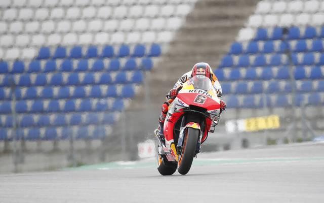 Stefan Bradl ist in der MotoGP unterwegs