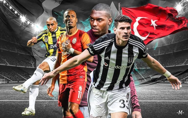 Viele Stars fanden im Laufe ihrer Karriere den Weg in die türkische Süper Lig - wo das Werben um bekannte Namen ein Prestige-Wettbewerb unter den oft von zahlungskräftigen Gönnern unterstützten Klubs ist. SPORT1 präsentiert die Stars, die ihr Glück in der Türkei suchten