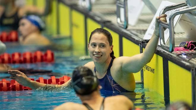 Sarah Köhler ist bei den Olympischen Spielen 2020 dabei
