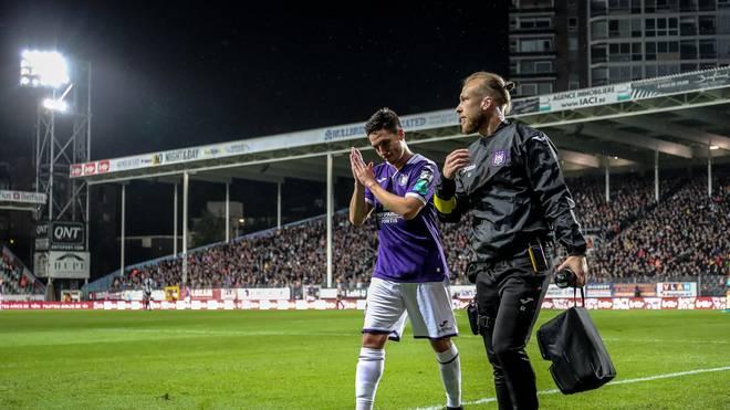 Samir Nasri steht (noch) beim RSC Anderlecht unter Vertrag