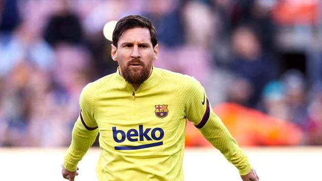 Lionel Messi und Co. dürften schon bald wieder auf dem Trainingsplatz stehen