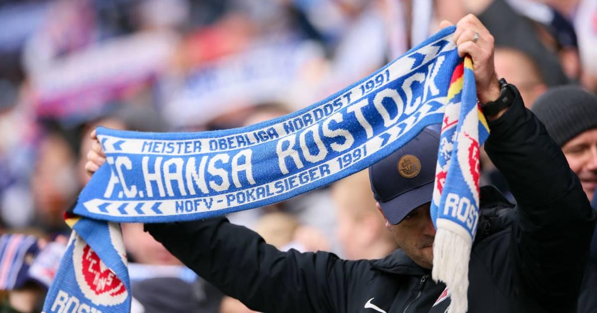 3. Liga: Regierung fordert Hansa Rostock wegen Fans zum Handeln auf