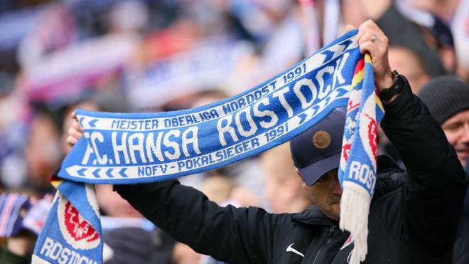 Hansa Rostock hat Probleme mit Teilen der Fans